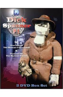 Dick Spanner DVD Cover