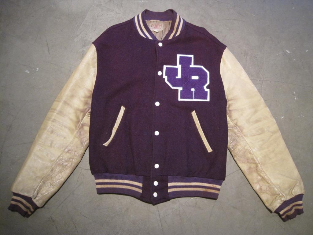 Letterman Jacket Vintage 14