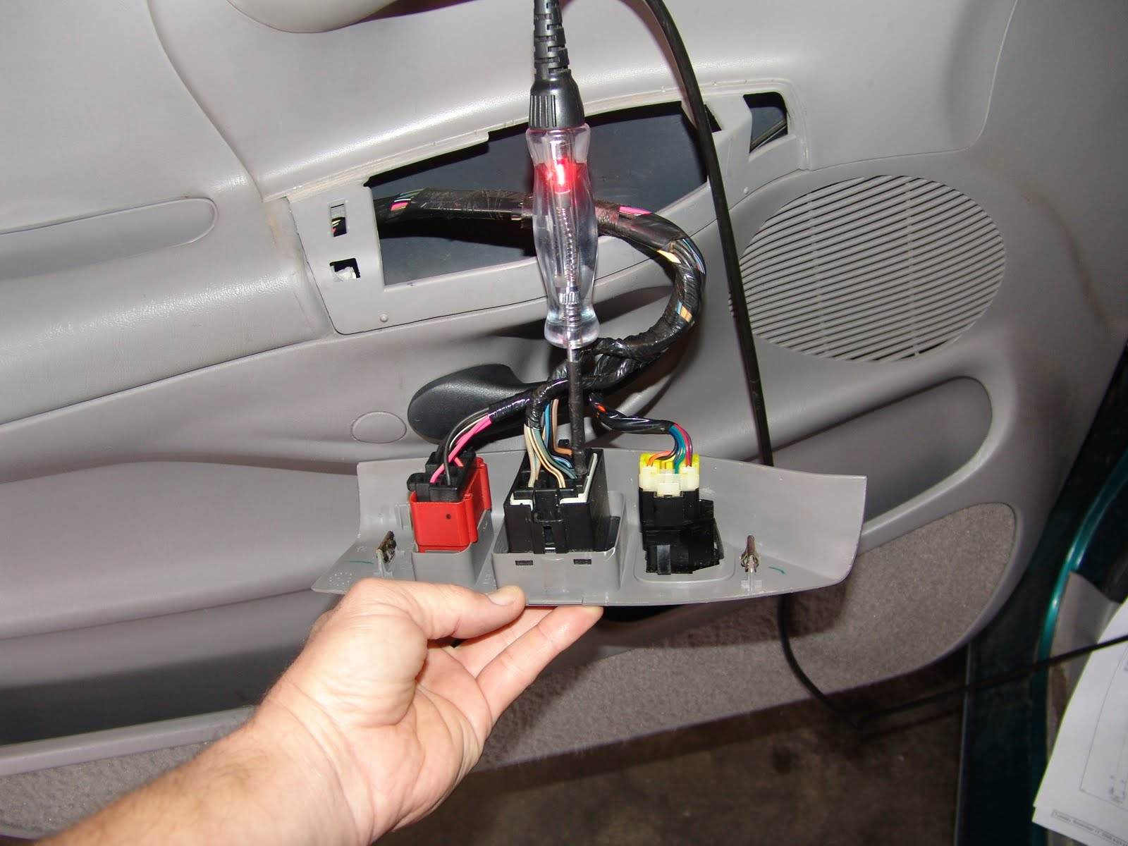 2007 Ford F 150 Supercrew Fuse Box Diagram 1997 F150 Changing The Gem Module Window Amp Wipers Inop