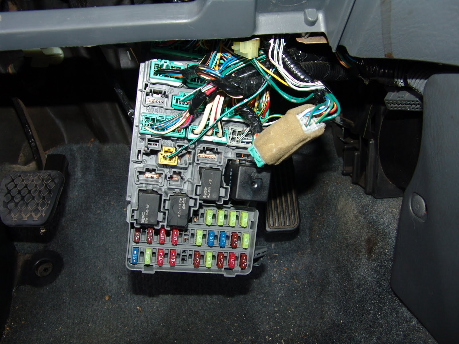 2006 Civic Fuse Box Diagram Honda Drl Great Design Of Wiring Obd Location Get Free Image About