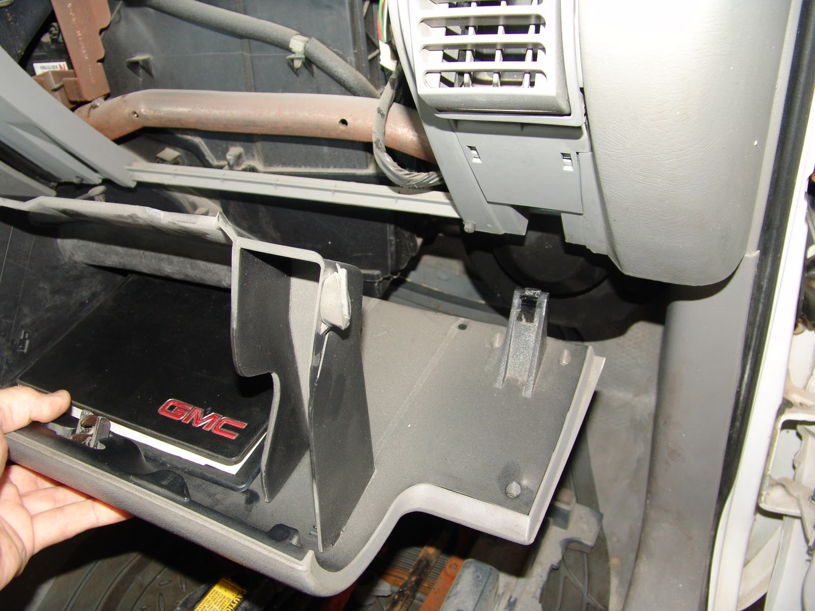 1997 Fan Speed Control And Vent Selection Gmc Forums