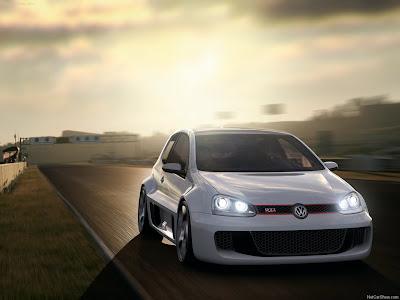Wallpaper Tuning De Volkswagen Golf Gti Tuning Extremo