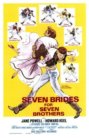 Hollywood Musicals: Seven Brides For Seven Brothers