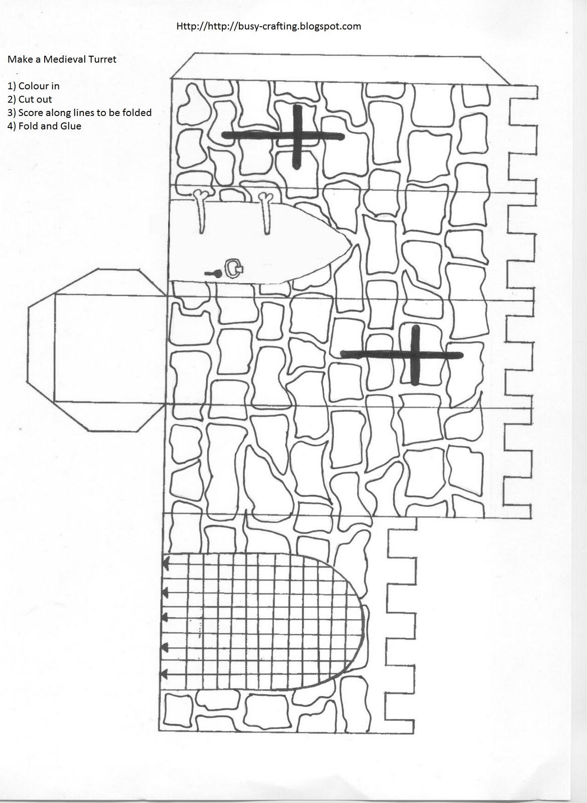 Castle Printables