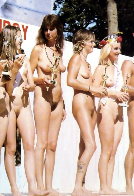 Interesting nude girls beach beauty contest consider, that