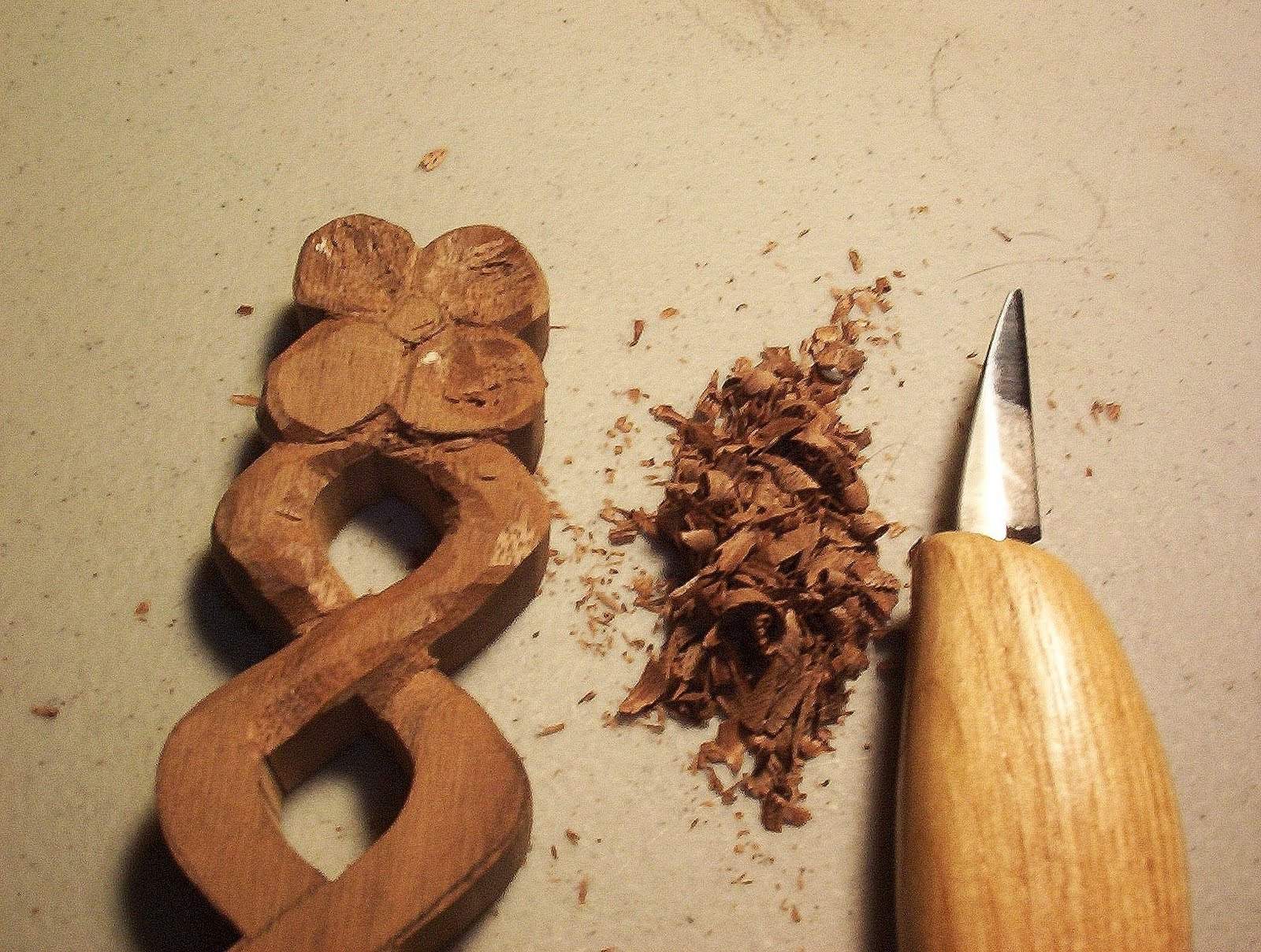 Tools Are For Women Too!: How To Carve a Welsh Love Spoon