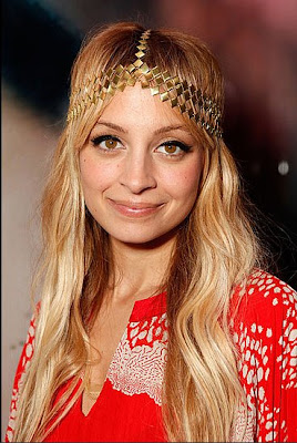 Wouldn't even nicole richie nude really
