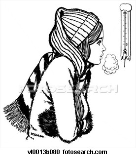Mrs. Cornish's Teacher Page: Brrrrr, it's cold outside!