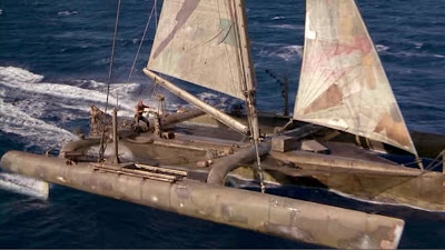 Trimaran from Waterworld: Courtesy of Blogspot