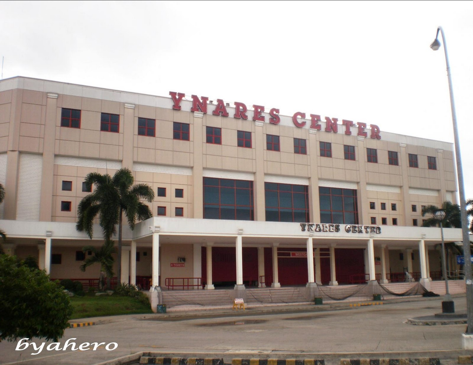 Byahero Ynares Center In Antipolo City