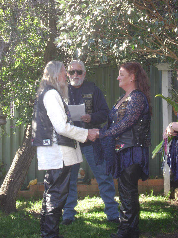 Weddingzilla Biker Motorcycle Weddings