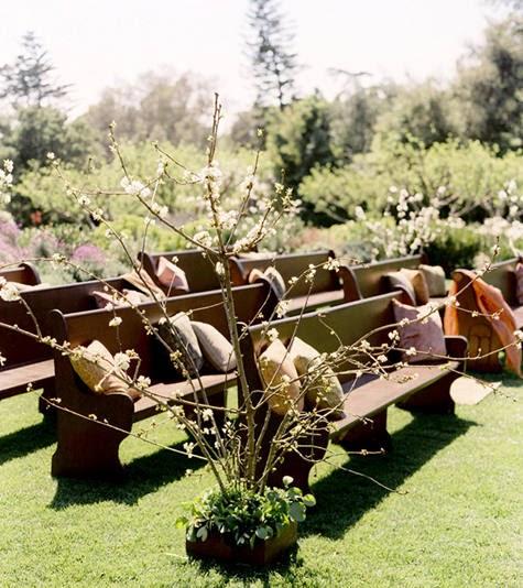 Outdoor Wedding Ceremony No Music: Gather: An Outdoor September Wedding