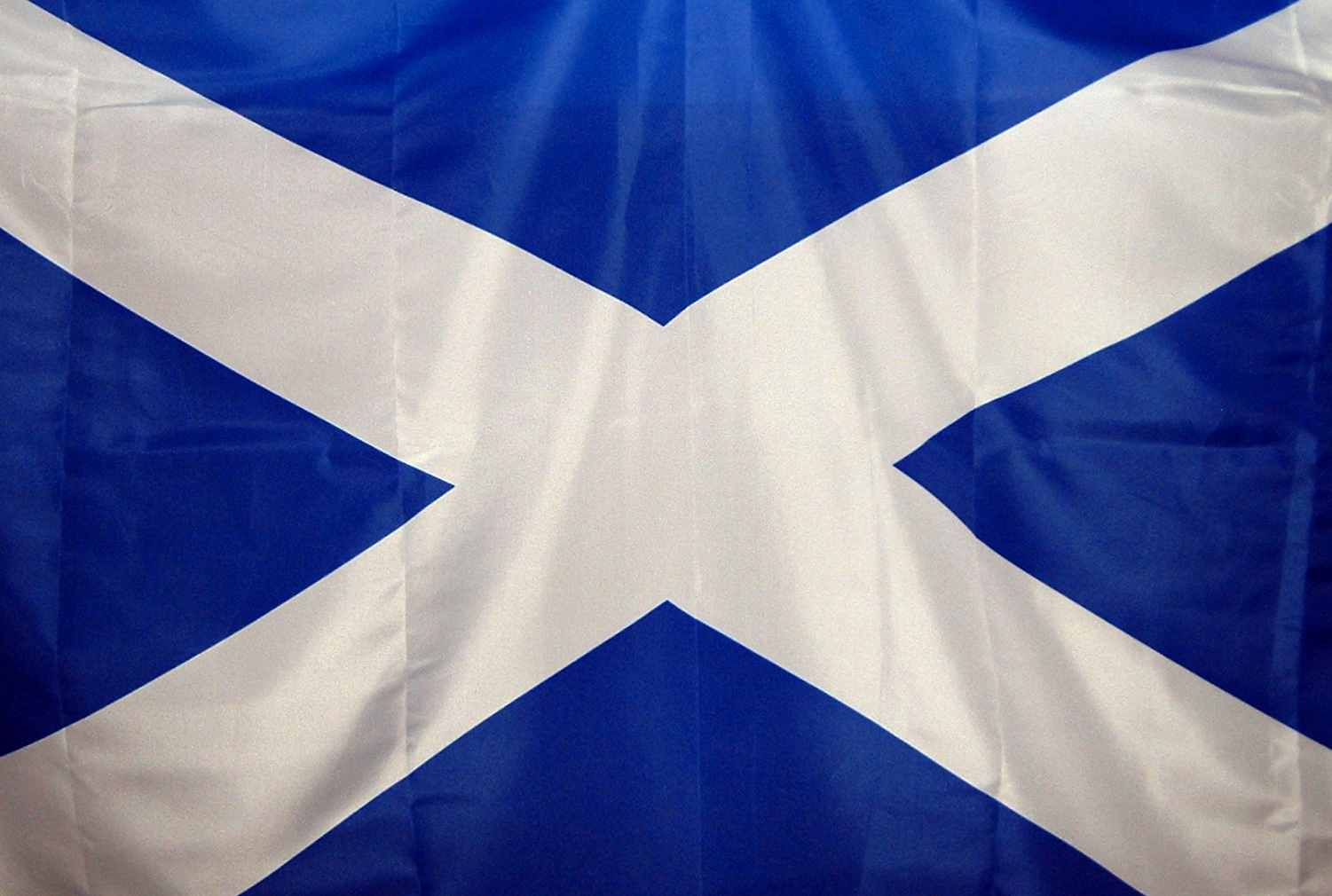 Kingdom of Scotlands Flag