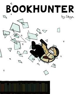 Bookhunter by Jason Shiga