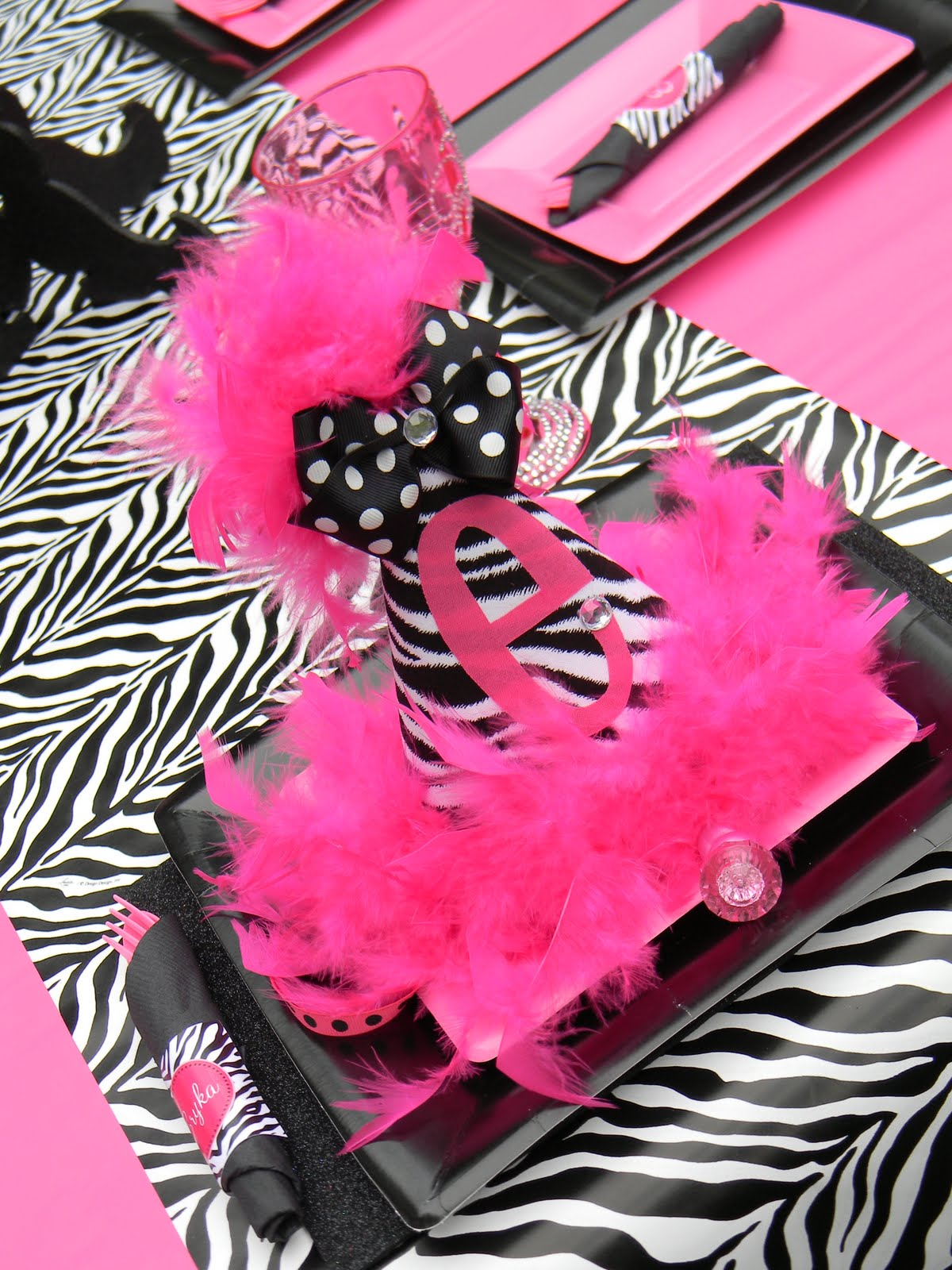 Kiddie Soiree: Pink Divalishious Party