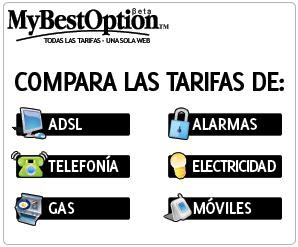 Comparador de tarifas MyBestOption
