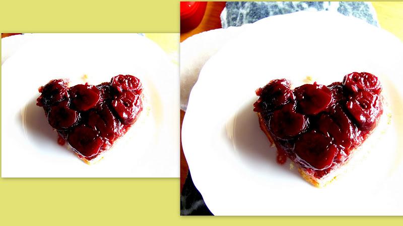 Chocolate Cherry Upside Down Cake Mix
