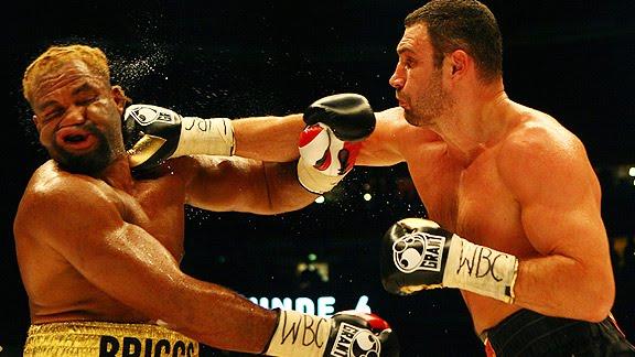 Boxeo Veleño: WLADIMIR KLITSCHKO-HAYE, MÁS CERCA