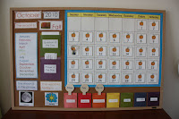 Classroom Calendar & Circle Time