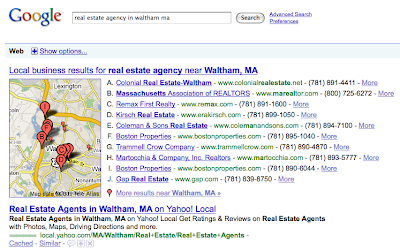 SEO Waltham Mass - For Real Estate Agency