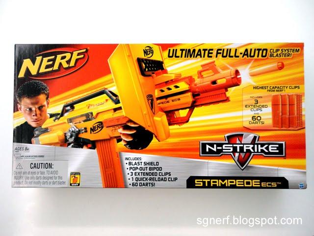 Sg Nerf Nerf Stampede Ecs Review