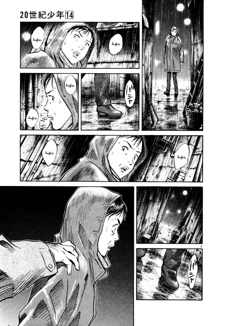 20th Century Boys chapter 152 trang 19