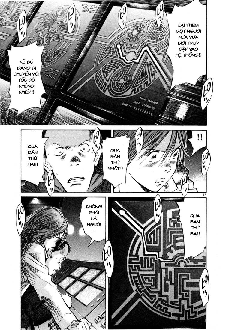 20th Century Boys chapter 152 trang 35
