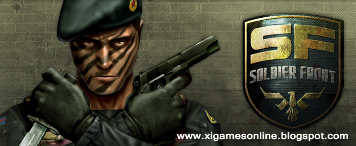 soldier front ijji