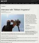 Interview With A Militant