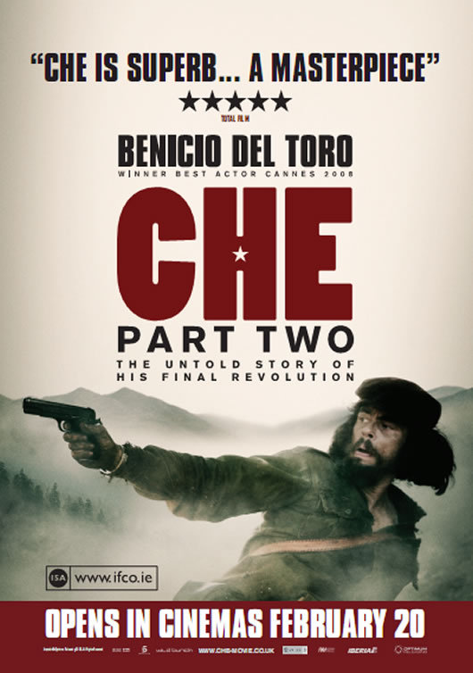 Che Part Two 2008