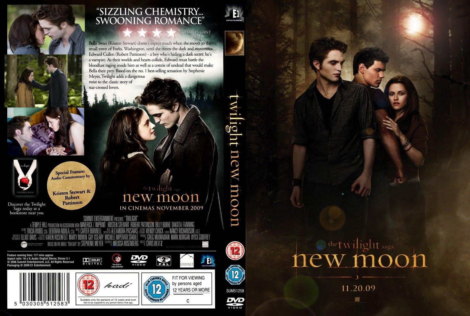 Twilight New Moon Novel Pdf