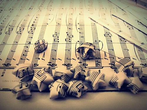 what's your problem?: But I believe in music, the way that ...