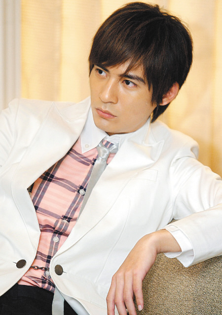 Taiwan Star Press: Vic Zhou crazily studying Japanese for