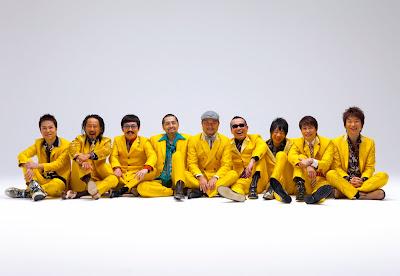 TOKYO SKA PARADISE ORCHESTRA on tour
