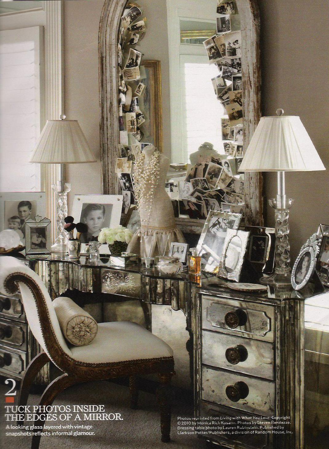 Tips For Creating A Superbly Glamorous Dressing Room