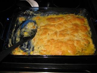 The Deepe Family Paula Deens Chicken Pot Pie