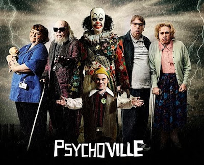 PSYCHOVILLE (BBC)