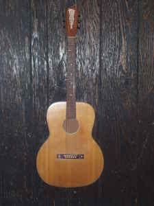 Craigslist Vintage Guitar Hunt: Old Kraftsman (Kay ...