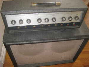 Craigslist Vintage Guitar Hunt: Silvertone TwinTwelve 1484