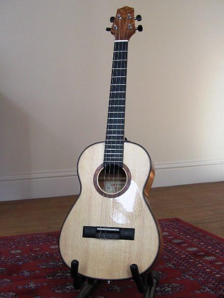 a luthier 39 s blog martin s baritone ukulele. Black Bedroom Furniture Sets. Home Design Ideas