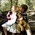 Imagenes de niños besándose