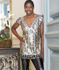 Divalocity™: Caster Semenya Has A Makeover