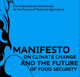 MANIFESTO ON CLIMATE CHANGE AND THE FUTURE OF FOOD SECURITY