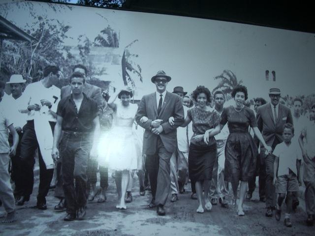 Foto recuerdo desde Sabana de la Mar, Provincia Hato Mayor