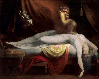 Vampire Research Society: Incubi/Succubi and Vampires