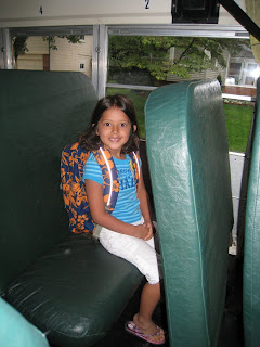 First Day of School - Our Goodwin Journey