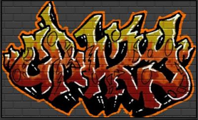 Fire Alphabet Graffiti Creator   3D Graffiti Alphabet