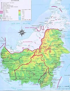 Kalimantan - Borneo oh Borneo