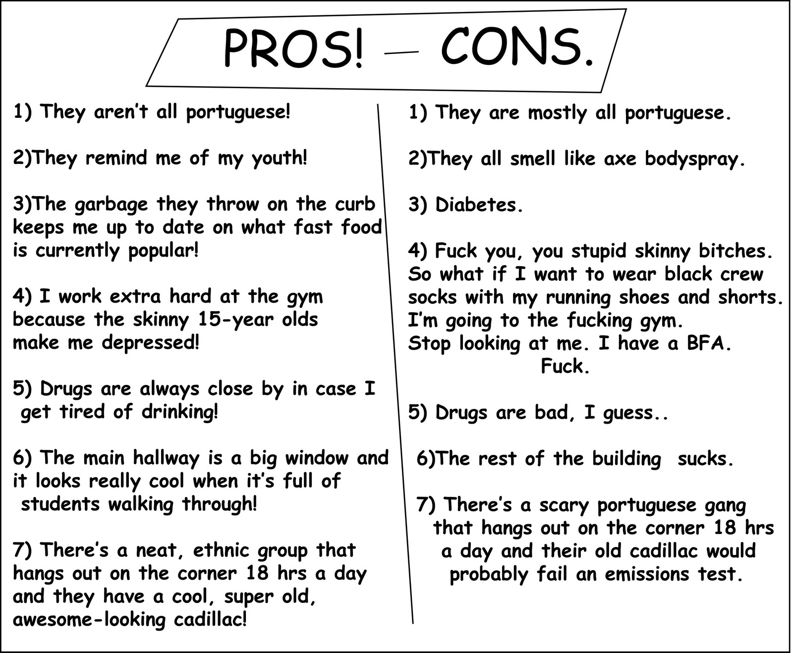 Pros and Cons of Marxism