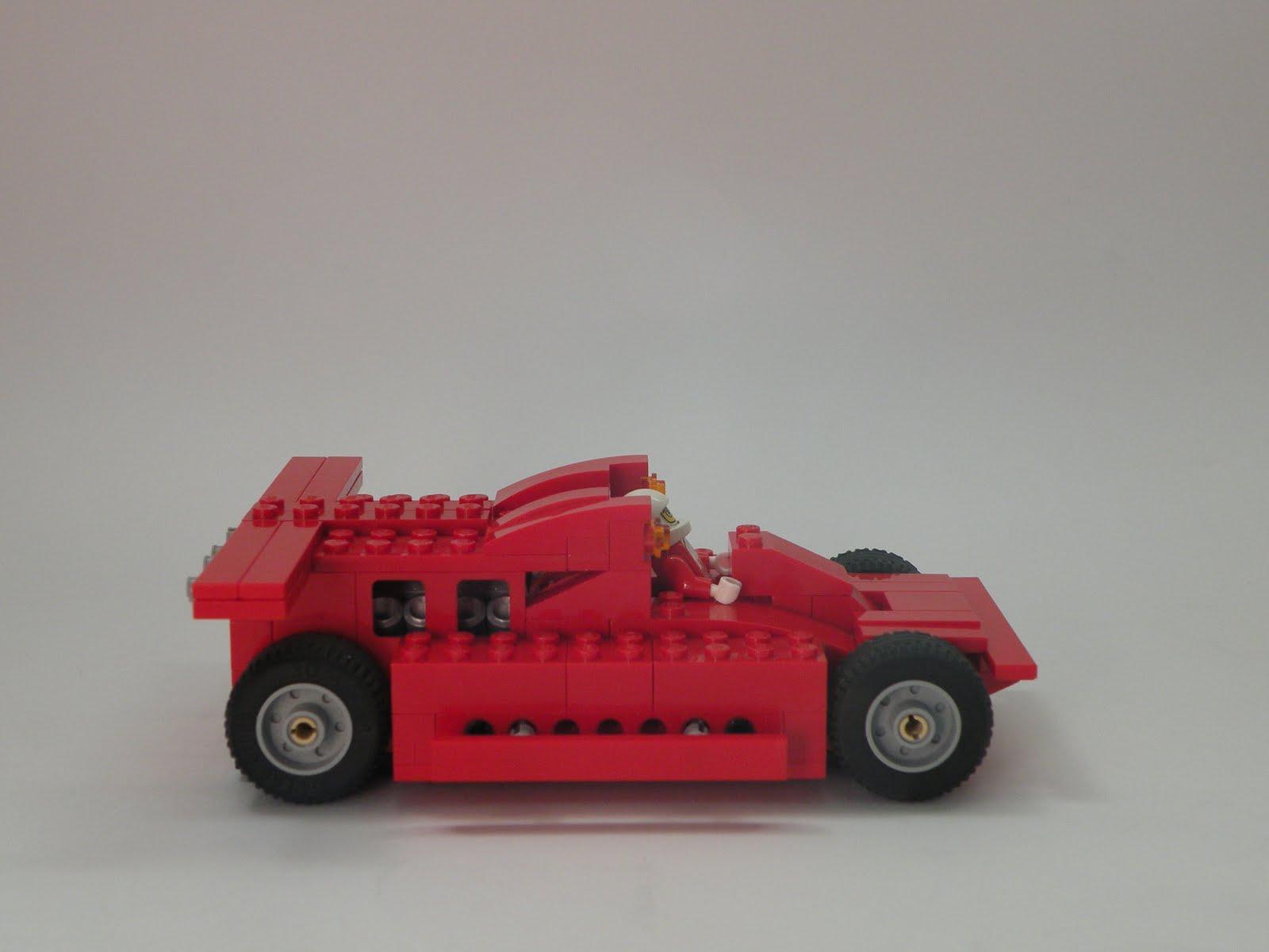 Lego Derby Race Cars